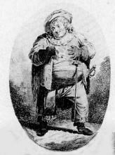 The Merry Wives of Windsor: John Henderson as Falstaff
