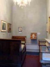 Keats' Room By the Spanish Steps, Rome