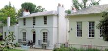 Keats House in Hampstead