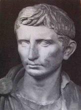 Statue of Emperor Caesar Augustus