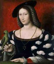 Marguerite d'Angouleme (Later: de Navarre)