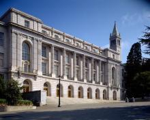 Wheeler Hall U.C. Berkeley: Home of the English Department