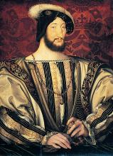 King Francis 1 of France