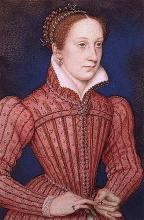 Queen of Scots Mary Stuart, Originally Queen of France by Marriage