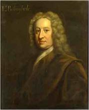 Henry St John, 1st Viscount Bolingbroke (1678-1751) by Charles Jervas