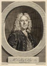 Colley Cibber, Actor and Theatre-Manager, 1740