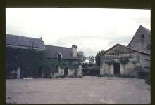 La Devinière: The Farmyard of The Home of Rabelais