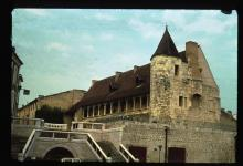 The River-Side Palace of The King of Navarre at Nérac