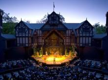 Love's Labours Lost at the Oregon Shakespeare Festival's Elizabethan Theatre, 2005