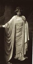 Ellen Terry as Hermione in The Winter's Tale, V.iii.