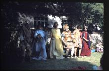 A Midsummer Night's Dream, Berkeley Shakespeare Program, 1980