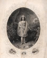 A Midsummer Night's Dream: Lizzie Weston as Oberon