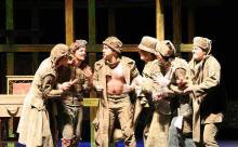 A Midsummer Night's Dream, Teremok Puppet Theatre, 2007