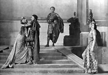 Antony and Cleopatra, His Majesty's Theatre, 1906