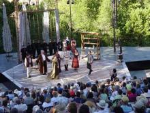 Arms and the Man, California Shakespeare Theatre, 2003