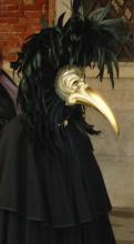 Beaked Costume at the Carnival of Venice