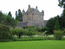 Cawdor Castle, Scotland.