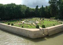 Château de Chenanceau: Catherine de'Medici's Garden