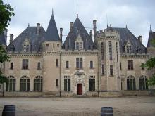 Château of Michel de Montaigne: A Facsimile Rebuilt After Devastation By Fire