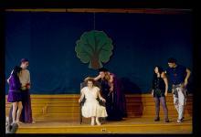 Comus, Berkeley Shakespeare Program, 1994