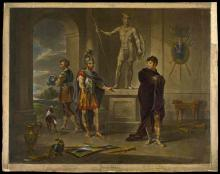 Coriolanus, John Philip Kemble as Coriolanus, 1798