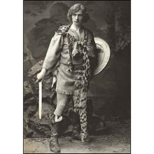 Cymbeline, Edward Gordon Craig as Arviragus, Lyceum Theatre, 1896