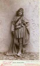 Cymbeline, Julia Marlowe as Imogen, 1894