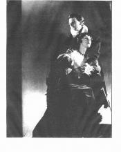 Hamlet, Empire Theatre, 1936