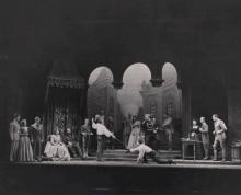 Hamlet, Maurice Evans as Hamlet, 1947