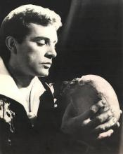 Hamlet, Richard Burton as Hamlet, Old Vic, 1953