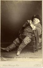 Henry IV, Herbert Beerbohm Tree as Falstaff