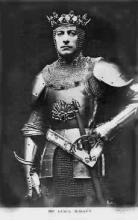 Henry V, Lewis Waller (1860-1915) as King Henry V