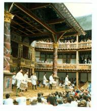 Henry V, Shakespeare's Globe, 1997
