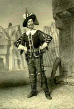 Henry V, William Davidge as Pistol, 19th Century