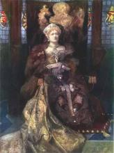 Henry VIII, Dame Ellen Terry as Queen Katherine of Aragon