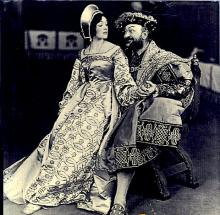 Henry VIII, Her Majesty's Theatre, 1910