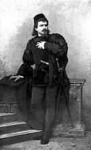 Jean de Reszke as Roméo, c. 1888