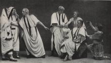 Julius Caesar, 1910