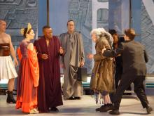 Julius Caesar, California Shakespeare Theatre, 2003