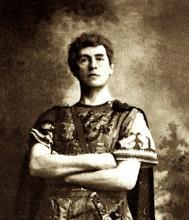 Julius Caesar, Otho Stuart as Brutus, Shakespeare Festival Stratford-upon-Avon