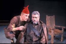 King Lear: Paul Scholfield as Lear, Alec McCowen as the Fool