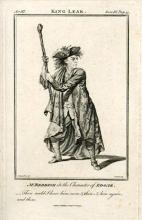 King Lear, Samuel Reddish as Edgar