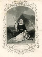 King Lear, William Macready as Lear