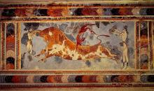 Knossos Bull-Vaulting