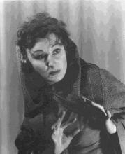 Macbeth, Judith Anderson as Lady Macbeth, 1942