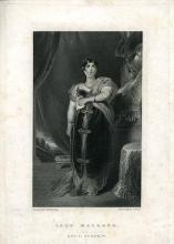 Macbeth, Mrs. Sarah Siddons as Lady Macbeth