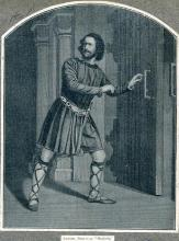 Macbeth, Samuel Phelps as Macbeth
