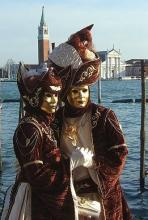 Masks at Carnival of Venice (2010)