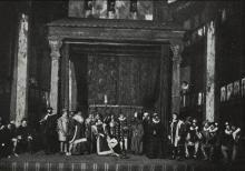 Measure For Measure, William Poel Production, 1893