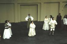 Much Ado About Nothing at the Globe, Berkeley Shakespeare Program, 1996